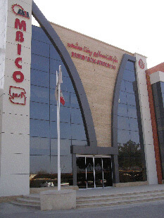 mbico,The Biggest Manufacturer of Bakery Machines in Iran